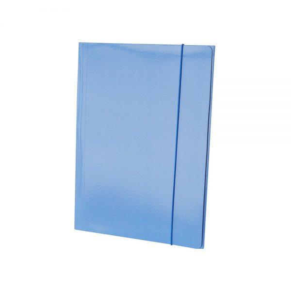 Fascikla plastificirana A4 500 gr. sa gumom
