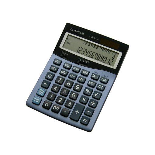 Kalkulator Olympia LCD 4312