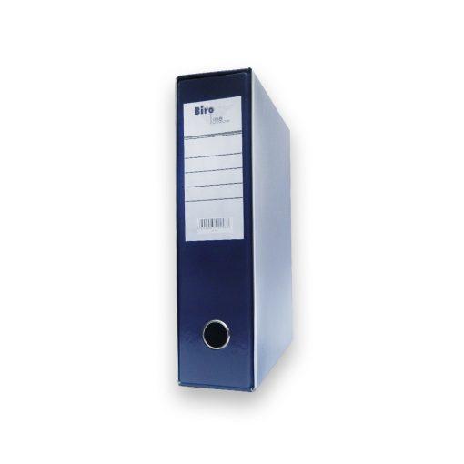 Registrator Graficar A4 siroki plastificirani sa ojacanjem plavi