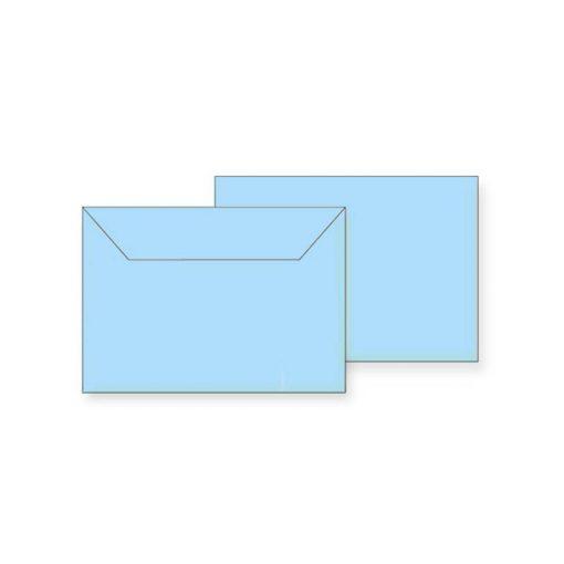 Koverat B6 plavi 12 x 18 samolepljivi