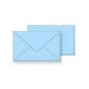 Koverat B6 plavi vlazno lepljenje