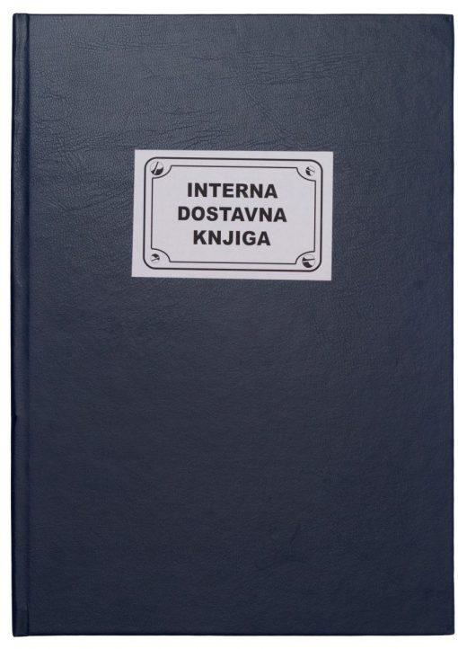 interna dostavna knjiga